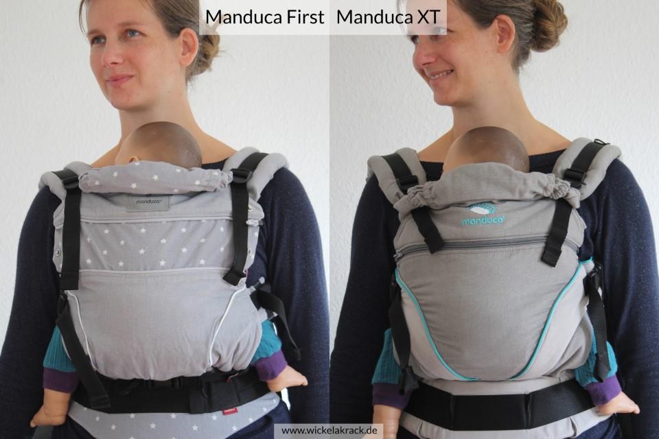 Manduca XT Manduca First Vergleich 05 - Manduca XT und Manduca First im Vergleich ( Vergleich, Tragehilfenvergleich, Tragehilfe, Trageberatung, Manduca XT, Manduca First, Manduca )