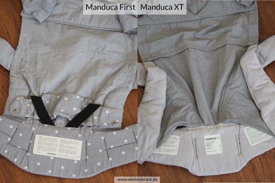 Manduca XT Manduca First Vergleich 14 - Manduca XT und Manduca First im Vergleich ( Vergleich, Tragehilfenvergleich, Tragehilfe, Trageberatung, Manduca XT, Manduca First, Manduca )