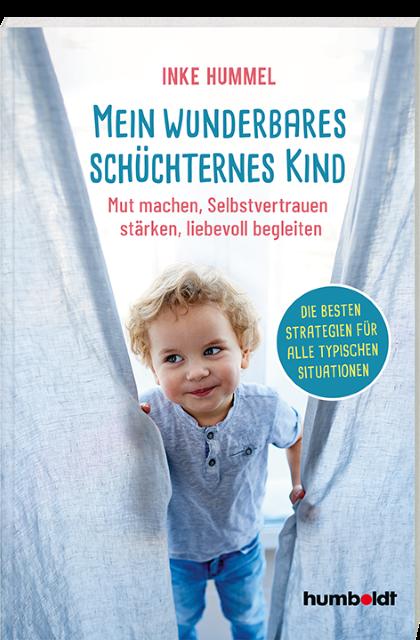 Cover des Buches: Mein wunderbares schüchternes Kind von Inke Hummel